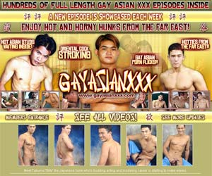 Fresh Gay Sex; Welcome to Gay Asian XXX - featuring hottest gay asian porn!